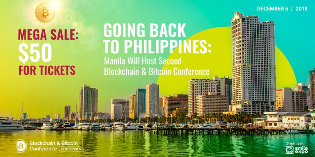 Blockchain and Bitcoin Conference in Philippines - IIB Endorsed Event