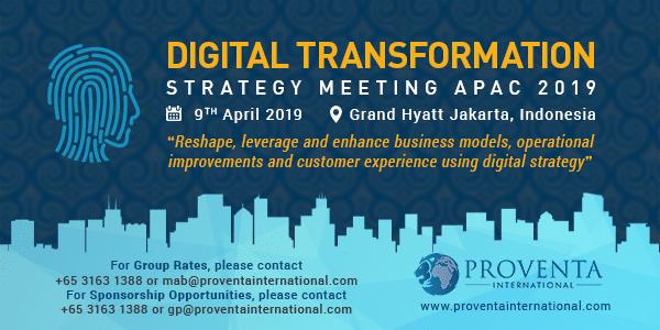 Digital Transformation - IIB Endorsed Event