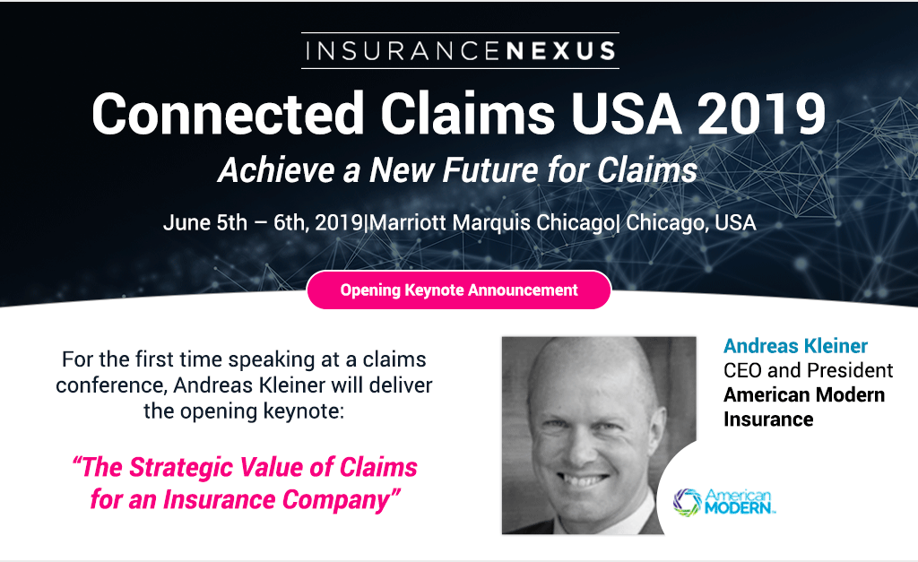 Connected Claims USA 2019 - IIB Council Endorsed Event