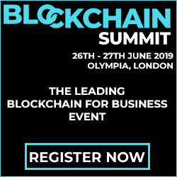 Blockchain Summit London - IIB Council Endorsed Event
