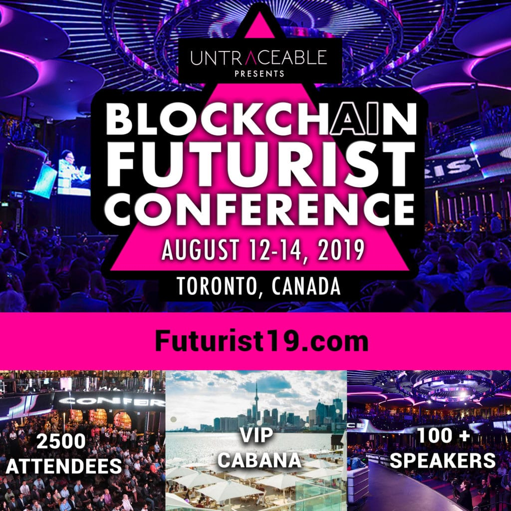 Blockchain Futurist Conference 2019 - IIB Council Endorsed Event