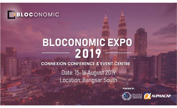 Bloconomic 2019 - IIB Council Endorsed Event