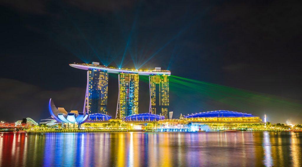 Singapore Blockchain event - IIB Council Endorsed Event